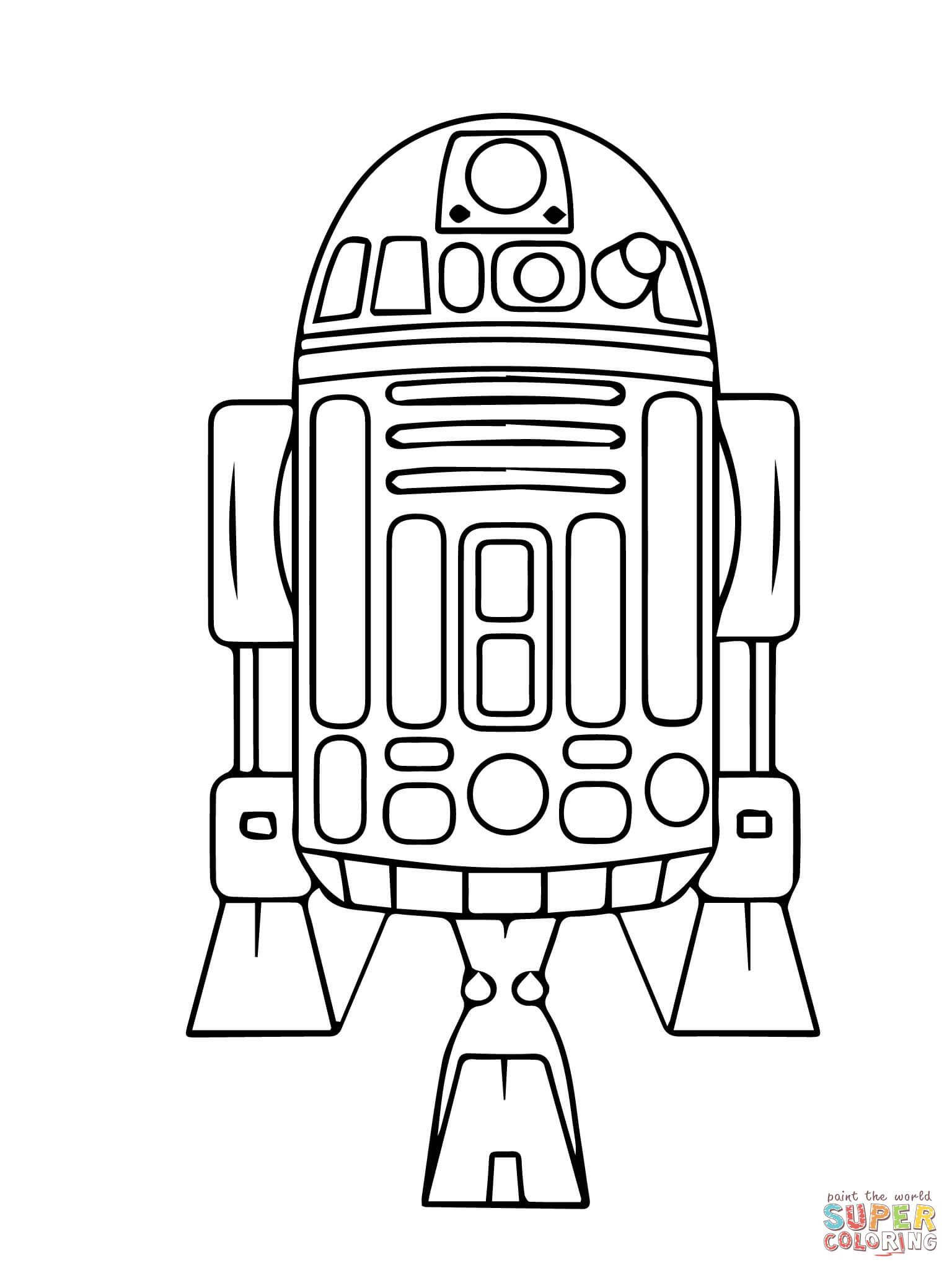 lego star wars coloring pages r2d2 3