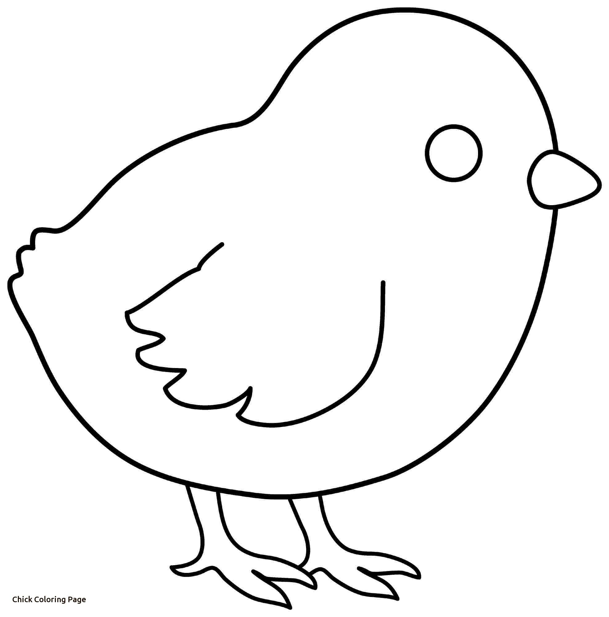 Easter Chicks Coloring Page 40