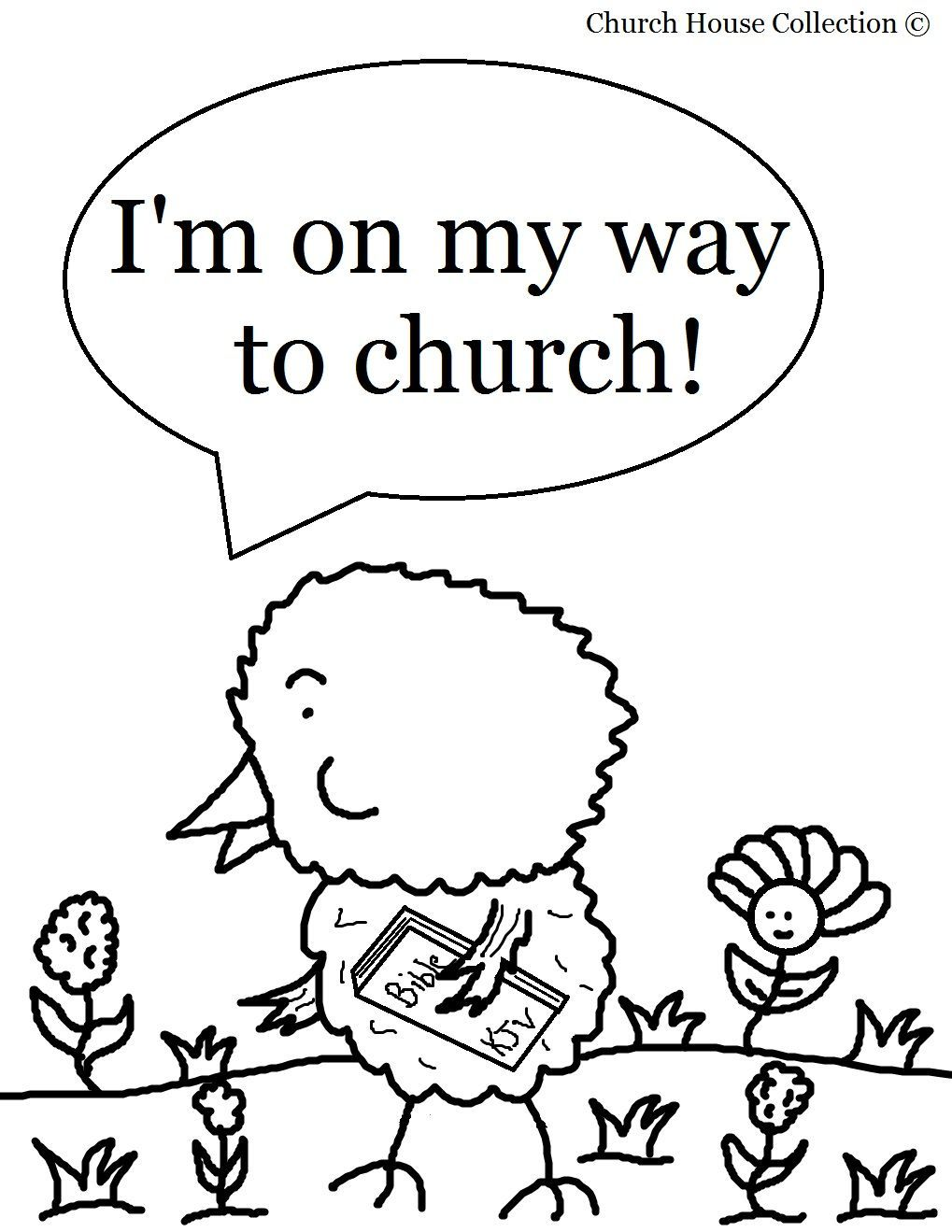 Easter Chicks Coloring Page 61