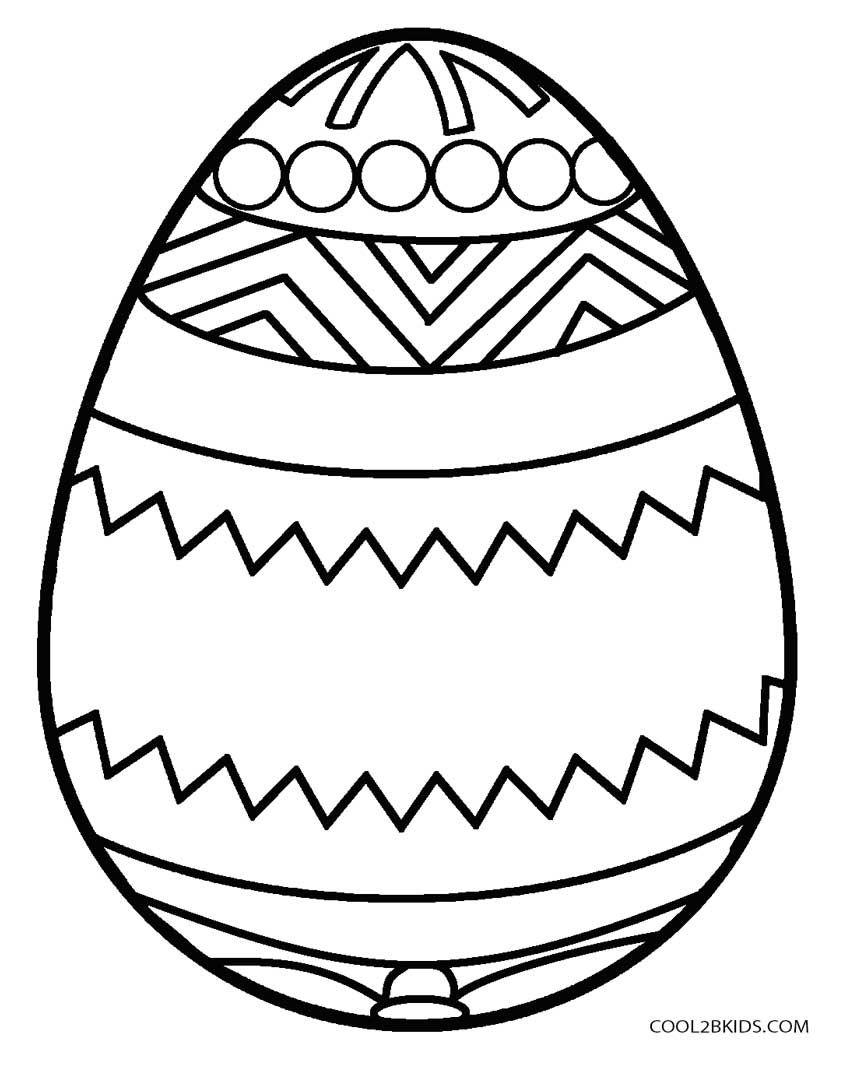 Easter Egg Printable 11
