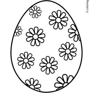 Easter Egg Printable 12