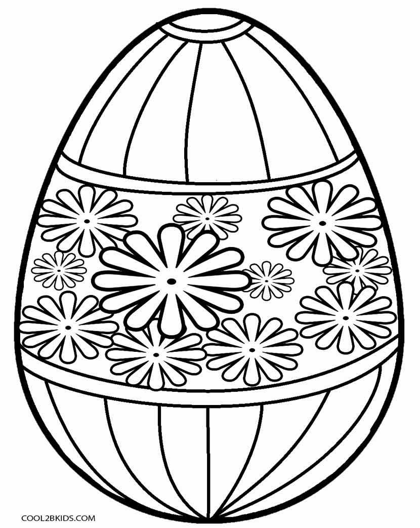 Easter Egg Printable 18