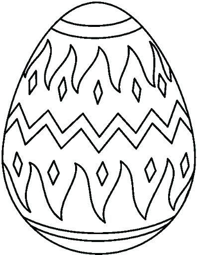 Easter Egg Printable 19