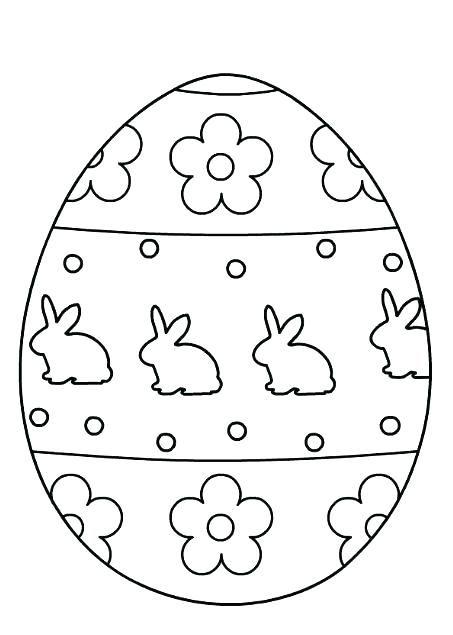 Easter Egg Printable 24