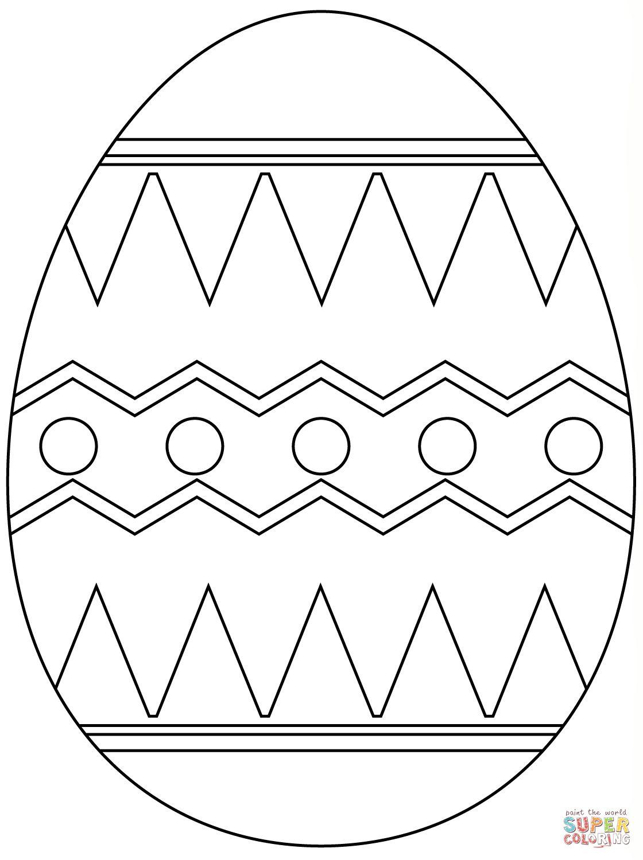 Easter Egg Printable 26