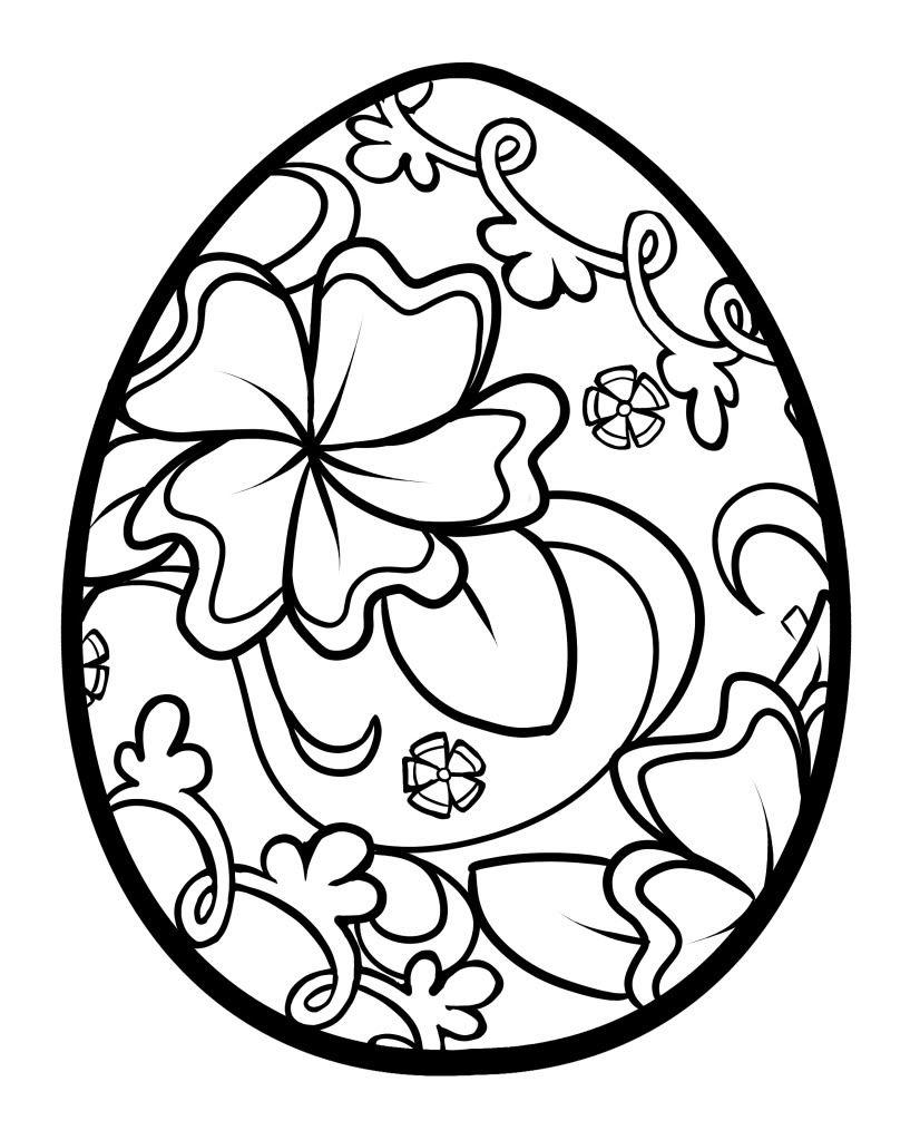 Easter Egg Printable 29