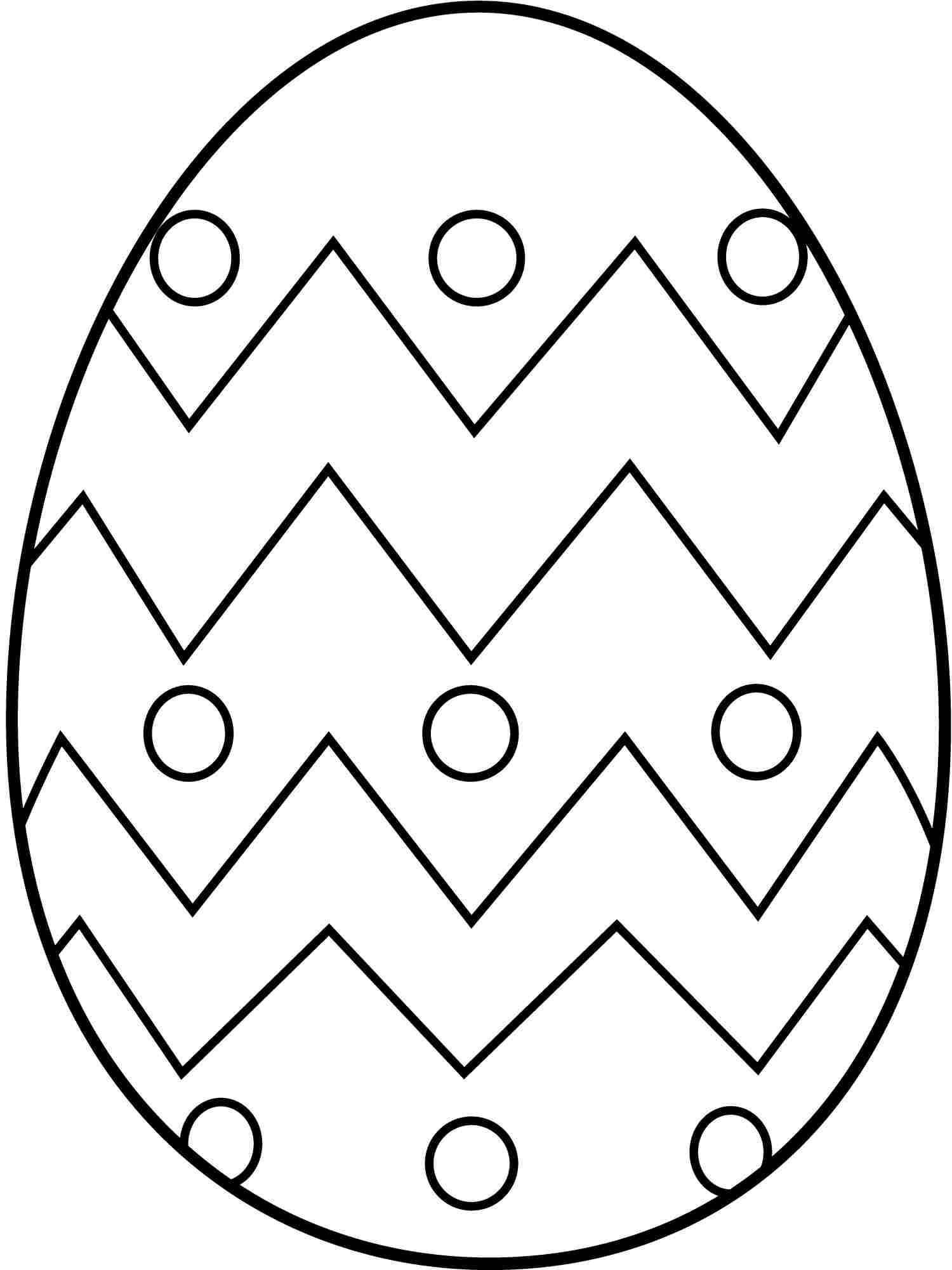 Easter Egg Printable 3
