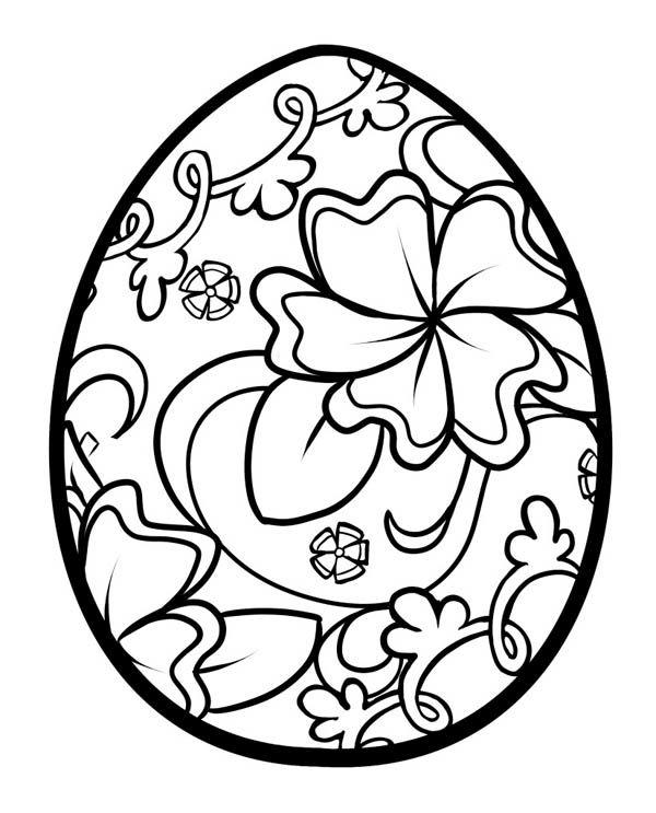 Easter Egg Printable 30