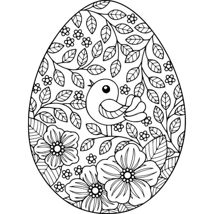 Easter Egg Printable 32