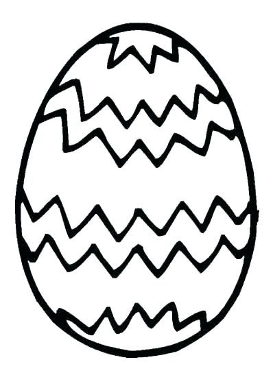 Easter Egg Printable 37
