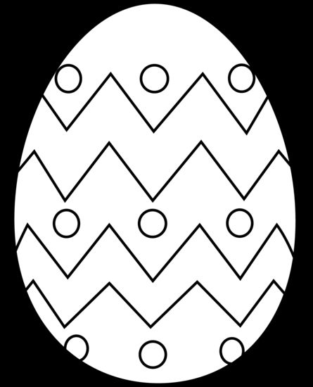 Easter Egg Printable 38