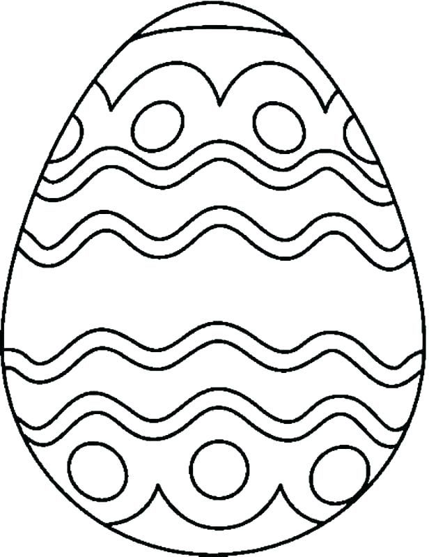 Easter Egg Printable 5