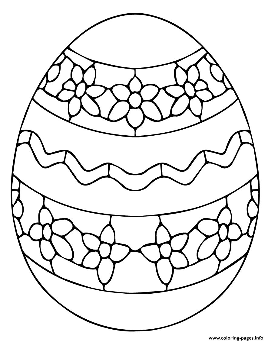 Easter Egg Printable 52