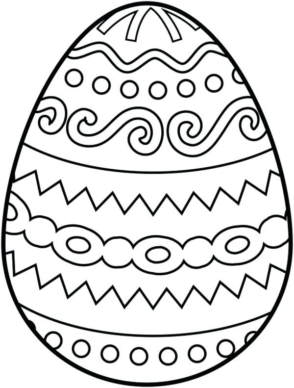 Easter Egg Printable 53