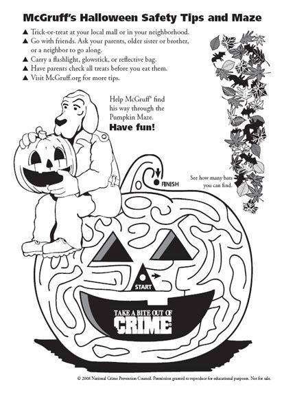 Halloween Dog Coloring Pages 10